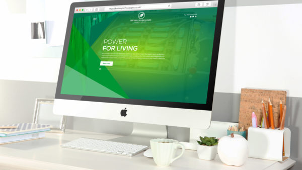 Battery technologies website mockup 1 600x338 - Power for Life