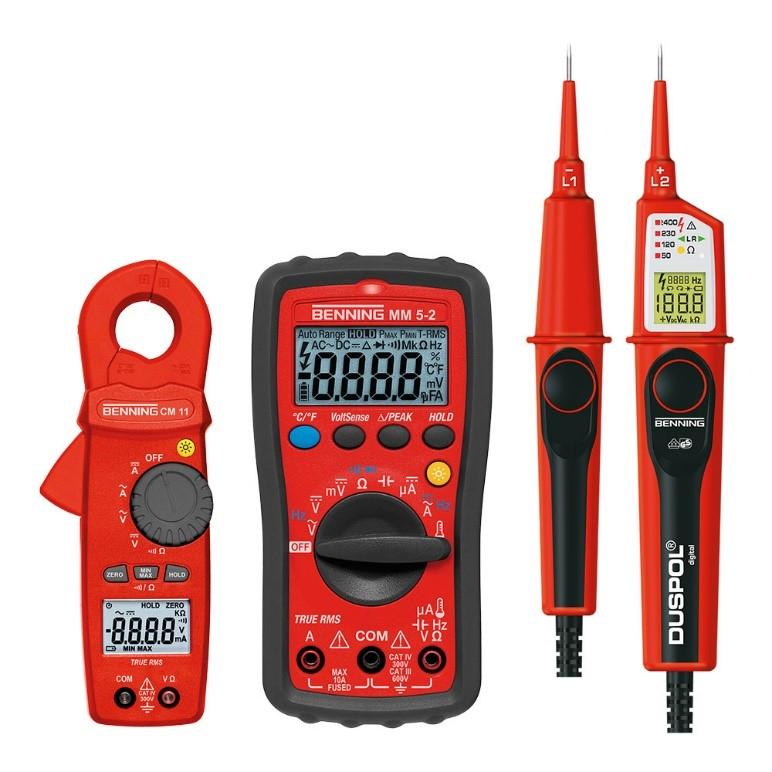 Test Instruments - Accessories